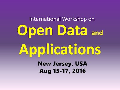 International Workshop on Open Data and Applications